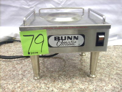 Bunn-O-Matic Warmer (Coffee & Tea)
