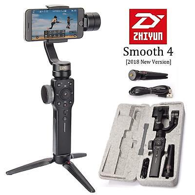US STOCK-Zhiyun Smooth 4 3-Axis Handheld Gimbal Stabilizer for Smartphones