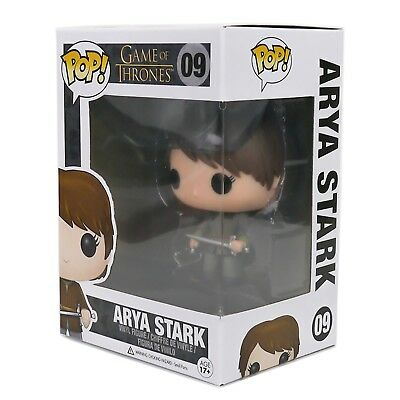 Funko Television Pop! Vinyl Figure Game of Thrones Arya Stark #09 - Brand New
