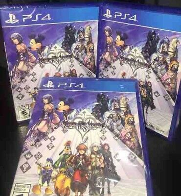 Juego KINGDOM HEARTS 2.8 Final Chapter II.8 para PS4 Nuevo precintado New