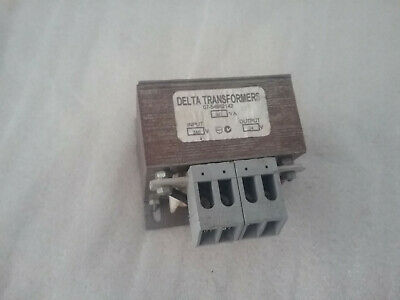 Star Delta Transformers 07-54962142 240V IN 24V Out 60VA NEW