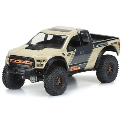 Pro-Line 2017 Ford F150 Raptor Clear Body 313mm For Crawler PL3516-00