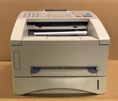 FAX8360PU1 - Brother FAX-8360P A4 Mono Laser Fax Machine - 8360P