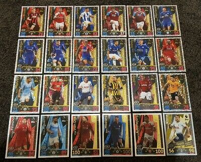 Match Attax Extra 2018/19 EPL - Specials (Limited, 100 Club) - Buy 3 Get 1 FREE