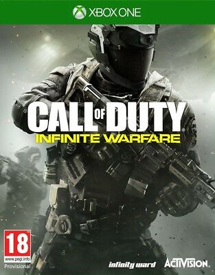 Call of Duty: Infinite Warfare (Xbox One) NEW AND SEALED IMPORT - QUICK DISPATCH