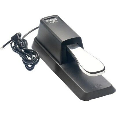 Stagg 10 SUSPED, Sustain-Pedal | Neu