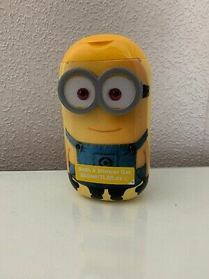 Minions bath & shower gel 350 ml New Gift Novelty Fun Unwanted Despicable Me