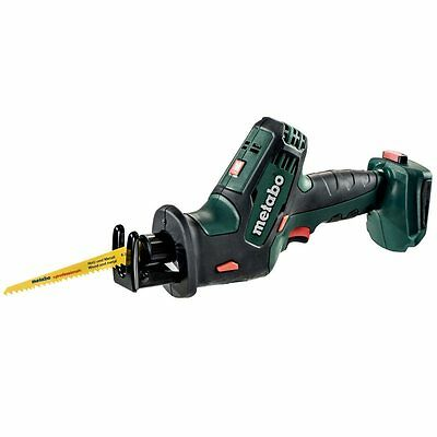 Metabo SSE 18 LTX Compact 18 Volt Li-Ion Cordless Sabre Saw (Body Only)