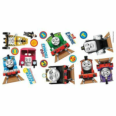 Thomas & Friends 18 Wall Stickers New Room Decor (Ws40269)