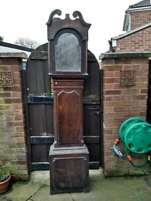 Grandfather Clock Case