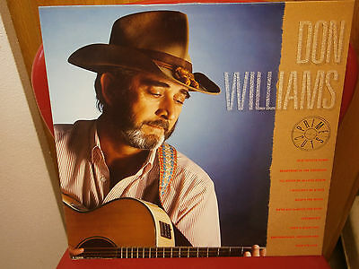 Vinyl Record Album LP - Don Williams - Prime Cuts