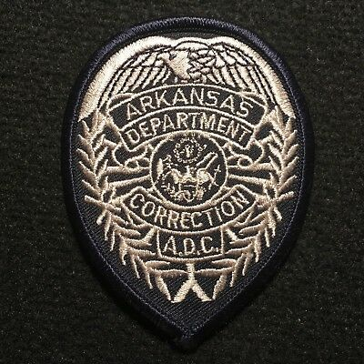 ADC - ARKANSAS Department Of Correction Patch / Jail Prision