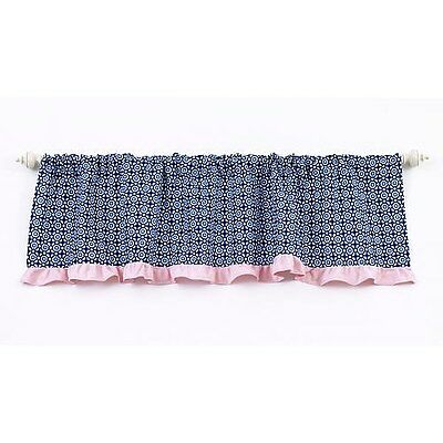 CoCaLo baby Madison Collection Nursery Decorative Window Valance