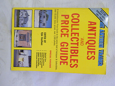 Vintage The Antique Trader: Antiques & Collectibles Price Guide-7th Edition