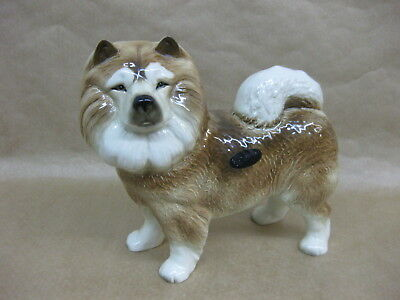 Vintage Coopercraft Chow Chow Dog Figure ~ Chow Chow Ornament