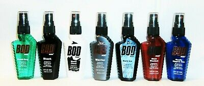 "BOD man Fragrance Body Spray 1.8oz For ""You Pick"""