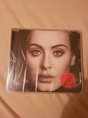 25 - Adele CD new and sealed