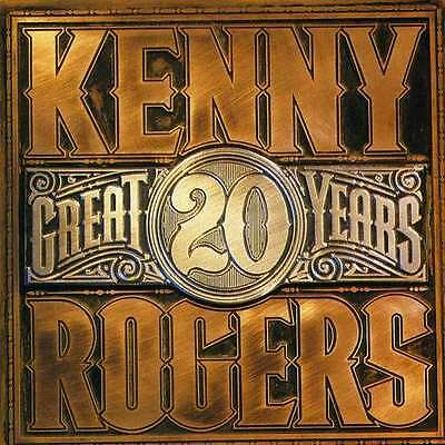 CD • Kenny Rogers • 20 Great Years •
