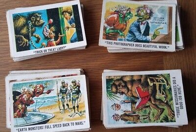 You'll Die Laughing  A&BC Gum Bubble Cards .... JUST PICK THE CARDS YOU NEED