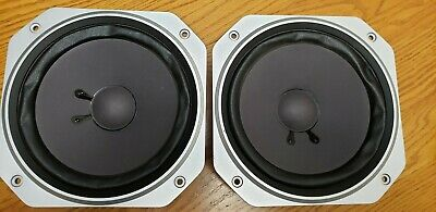 """Pair of Vintage Yamaha 8"""" Woofers for NS-20T and more JA2101"""