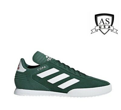 sneakers for cheap a44ff 1cef0 Adidas Copa Super B37086 Green White Men s Indoor Soccer Size 7, 8, 8.5 NEW
