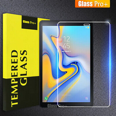 Tempered Glass Pro+ Screen Protector For Samsung Galaxy Tab A 10.1 2019 10.5 S4
