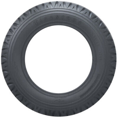 Coker 650-20 Firestone Blackwall Truck Tire (Same As 32X6)