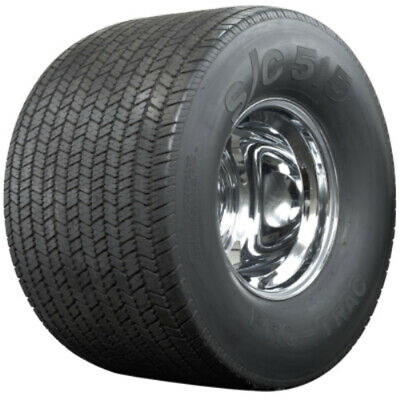 Coker S445/50B15 Pro-Trac Bias Blackwall Tire