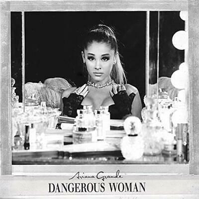 New CD ARIANA GRANDE Dangerous Woman with Bonus Tracks Total 18 tracks japan