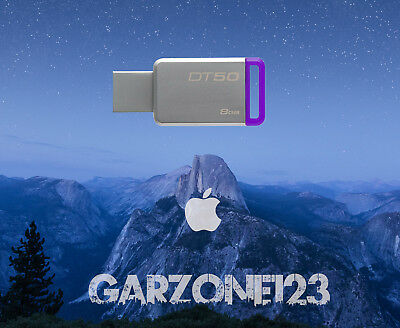 Installa o aggiorna Apple El Capitan Mac USB 3 Bootable pendrive