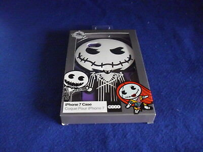 Disney Store Jack Skeletron iPhone 7 COVER 3D mxyz Jack Skellington NUOVO