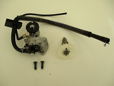Yamaha Dt R  125 Lc, Oil Pump & Gear Drive. 1989 - 2006