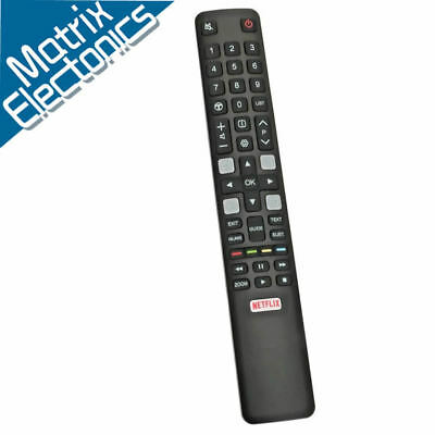 Genuine TCL Remote RC802N ARC802N YUI1 for TCL TV 65C2US 75C2US 43P20US NETFLIX