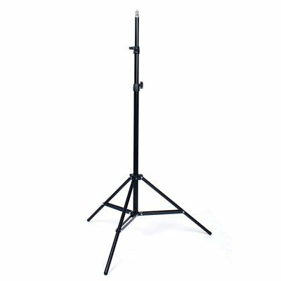Professional Studio Adjustable Soft Box Flash Continuous Light Stand Tripod C5D9