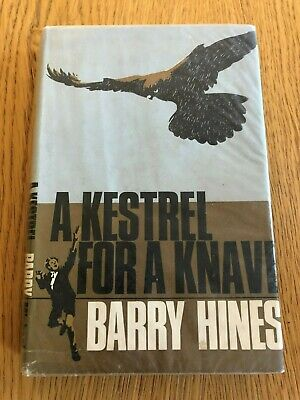 A KESTREL FOR A KNAVE by BARRY HINES - MICHAEL JOSEPH - H/B D/W - 1968