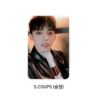 SEVENTEEN : You Made My Dawn Official Photocard - S.COUPS (Dawn A)