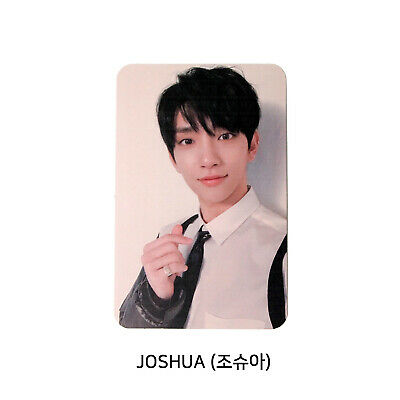 SEVENTEEN : You Made My Dawn Official Photocard - JOSHUA (Before Dawn B)