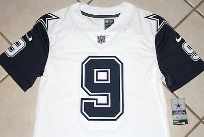 brand new 952c9 06383 $150 NEW NIKE Dallas Cowboys TONY ROMO LIMITED COLOR RUSH Mens Football  Jersey