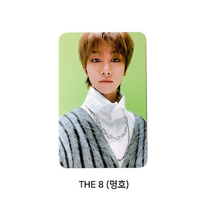 SEVENTEEN : You Made My Dawn Official Photocard - THE 8 (Before Dawn A)