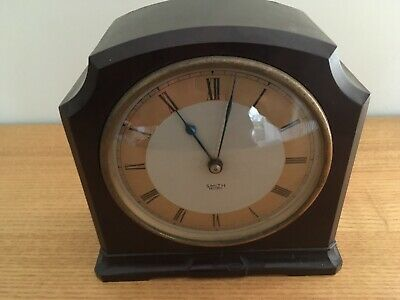 Vintage Smiths Electric Bakelite Clock. Lovely Condition But Needs Rewiring