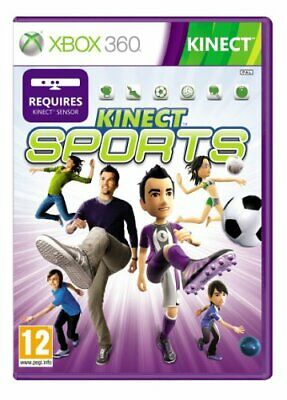 Kinect Sports - Kinect Required  (Microsoft Xbox 360, 2010)