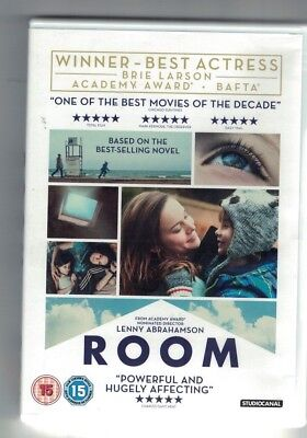 Room (Brie Larson) Dvd - Brilliant Film!!!!!