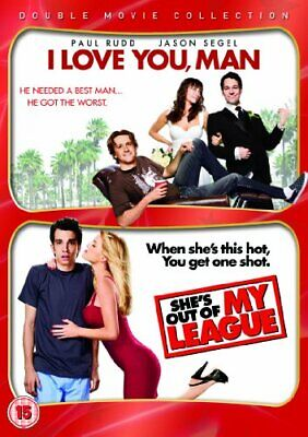 I Love You, Man/She's Out Of My League DVD (2011) Paul Rudd