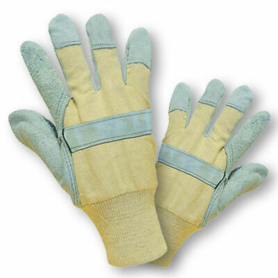 Polyco Rigger General Purpose Leather Gloves Size L FREE DELIVERY