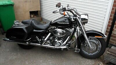 Harley Davidson Road king Custom 4477 miles!  MAY>>>PX.