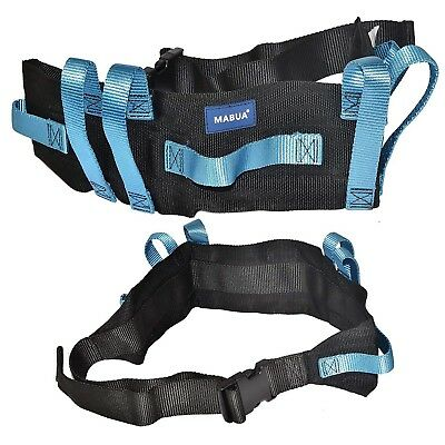 Walking Gait Belt Transfer Grips Quick Release Buckle Liftaid Physical Therapy