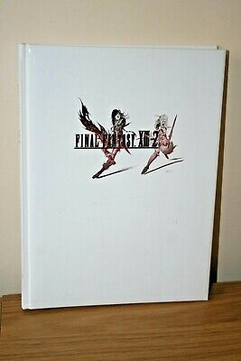 Official Complete Strategy Guide Final Fantasy Xiii-2 - Rare - Hardback 13-2