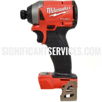 """New Milwaukee 2853-20 FUEL M18 18-Volt Brushless 1/4"""" Hex Cordless Impact Driver"""