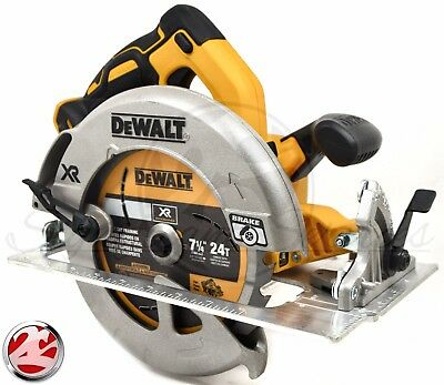 "DeWALT DCS570B 7-1/4"" 20V MAX XR Lithium-Ion Cordless Brushless Circular Saw"