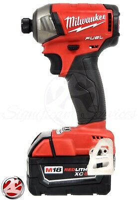 MILWAUKEE 2760-20 M18 FUEL SURGE 1/4 In. Hex Hydraulic Impact Driver 48-11-1850